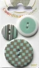 Buttons - By la Mode 34 mm