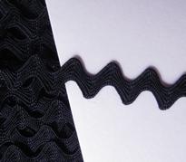 Zig zag band 9 mm