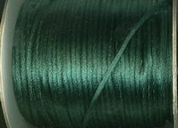 Schnur - seegrün 2 mm