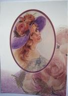 Picture postcard 15 x 10,5 cm