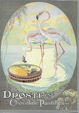 Postkart - Droste 15 x 10,5 cm
