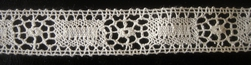Lace - ecru 21 mm