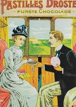 Postcard - Droste 15 x 10,5 cm