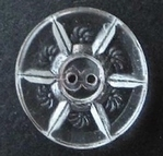 Button - transparent 18 mm
