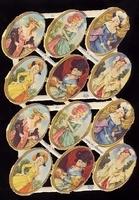 Poëzieplaatje 15 x 8 cm