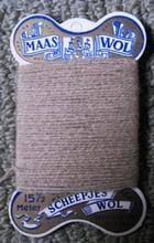 stopper yarn - Mimosa 10 x 6,5 cm