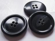 Button-Darkgrey 29 mm