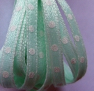 Ribbon - lightmintgreen 4 mm