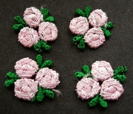 4 Blumen 15mm
