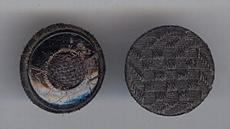 Knoop - Stof 18 mm