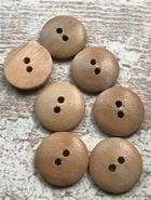 H - Button 15 x 6 mm