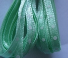 Ribbon - mintgreen 4 mm