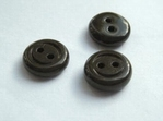Button-Brown 11 mm