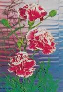 Bloemen 14,5 x 10,5 cm