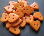 Hartje oranje 13 mm