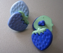 Button 15 x 15 mm