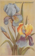 Bloemen 14 x 9 mm
