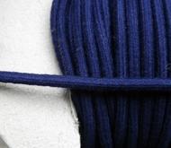 Elastiek - blauw (2,5mtr) 5 mm