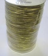 Elastiek-Goud (1mtr) 1,5 mm