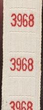 1 Initiaal - Lint 3968 8 mm