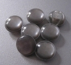 Grey-Button 10 mm