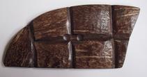 H - Kokosnootknoop 10 cm