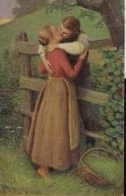 Postkart 15 x 10,5 cm