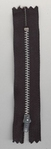 Zip - black 11 cm
