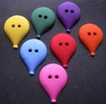 Ballonnen 28 x 19 mm