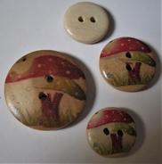 HA - Button 15 mm