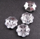 Flower - button 13 mm