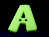 A-lime green 18 mm