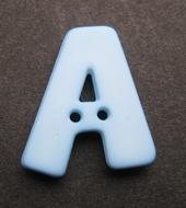 A - lichtblauw 18 mm