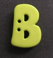 B - limegroen 18 mm