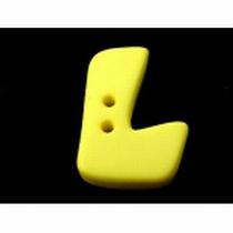 L - geel 18 mm