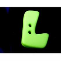 L - limegroen 18 mm