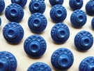 Button-Blue 14 mm