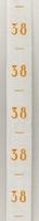 measure - ribbon maat 38