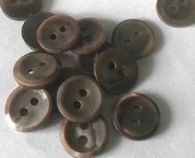 Parelmoerknoop 11 mm