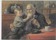 Cornelis Jetses 15 x 10 mm
