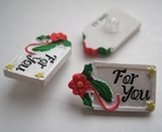 For You  20 x 28 mm