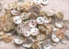 Button - Mother Of Pearl 10 mm