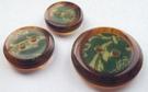 Flower - button 20 mm