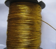 Elastic-Gold color 1,5 mm