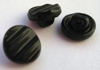 Knopf- schwarz 11 mm