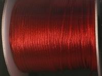 Schnur - rot 2 mm