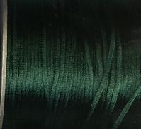 Schnur - dunkelgrün 2 mm