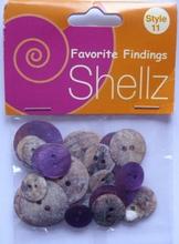 Favorite Findings - Shellz 11