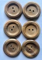 H - 6 Knopen 35 mm