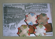 Postkart - Sajou 15 15 x 10 cm